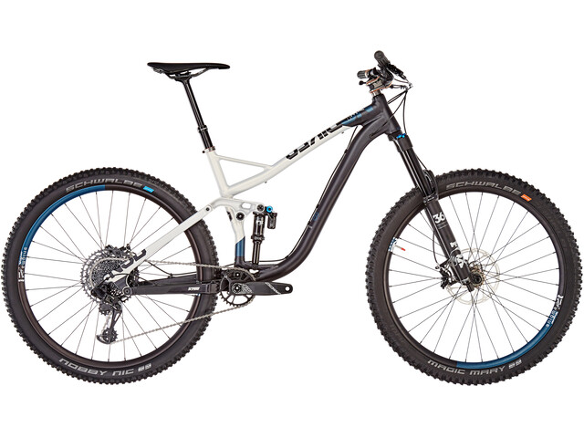 "NS Bikes Snabb 150 Plus 1 29"" white/black"